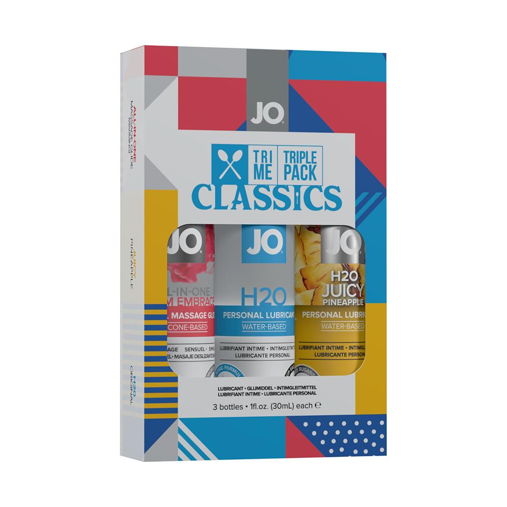 System JO Tri Me Triple Pack Classic