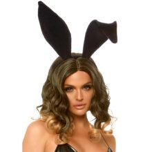 Bendable Velvet Bunny Ears Maskeraddräkt
