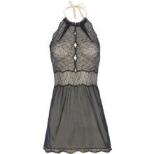 Bracli Sydney Slip Dress är en vacker klänning med majoricapärlor