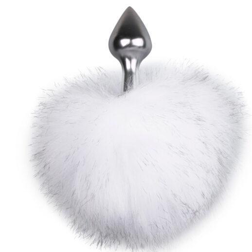Bunny Tail Plug No. 1 White