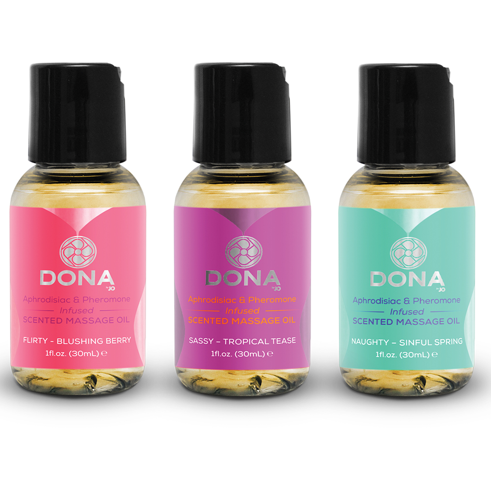 Dona Massage Gift Set Let Me Touch You