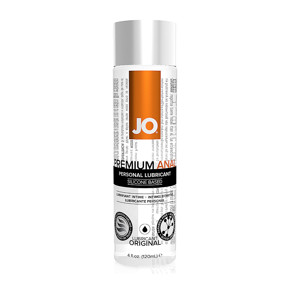 JO Anal Silicone 120ml