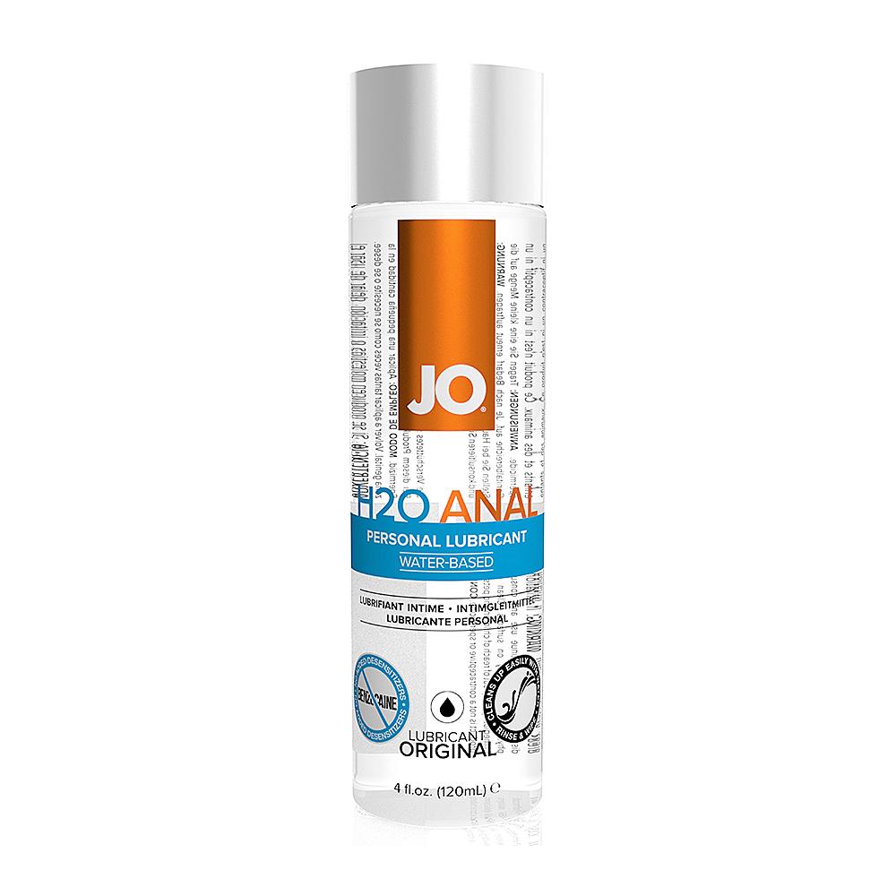 System JO Anal H2O
