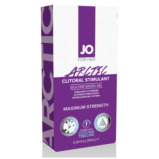 System JO Arctic Clitoral Stimulant