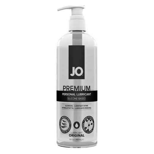 System JO Premium Silicone Lubricant 480 ml