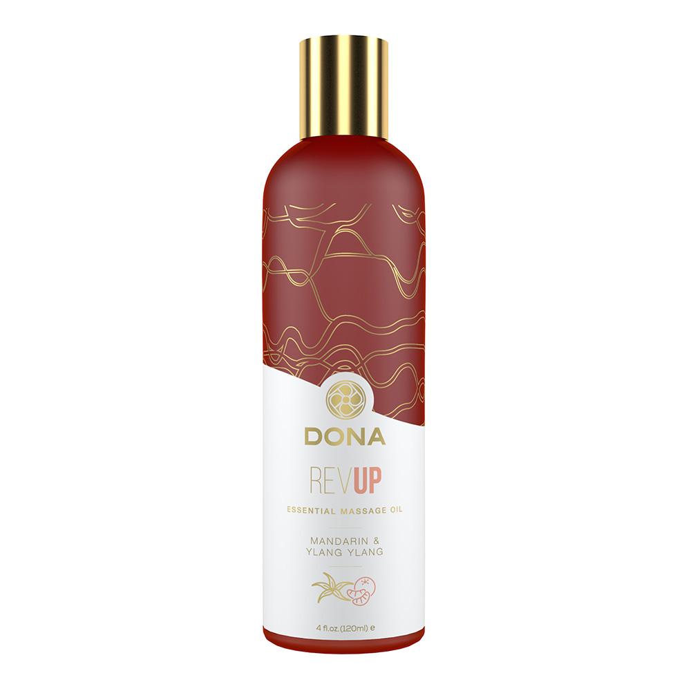 Essential Massage Oil Rev Up Mandarin & Ylang Ylang