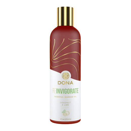 Essential Massage Oil Reinvigorate