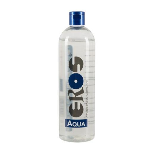 Eros Aqua Vattenbaserat Glidmedel 500 ml