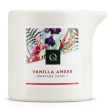 Exotiq Massage Candle Vanilla Amber Small