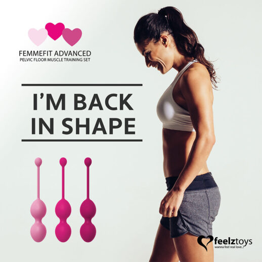 FemmeFit Advanced Pelvic Muscle Training