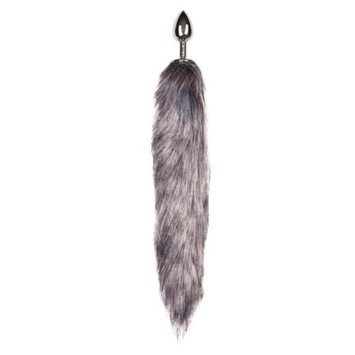 Fox Tail Plug No. 5 Silver