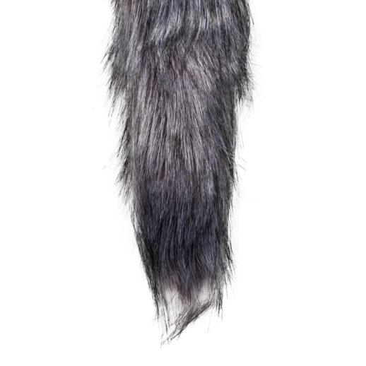 Fox Tail Plug No. 6 Silver