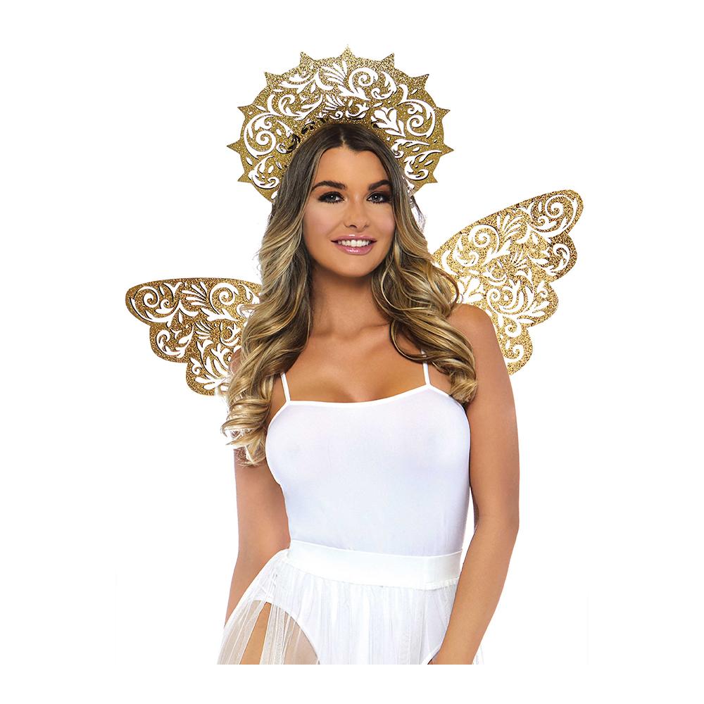 Golden Angel Kit   Kostym & Maskerad   Intimast
