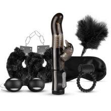 I Love Black Gift Box är ett kit med sexleksaker