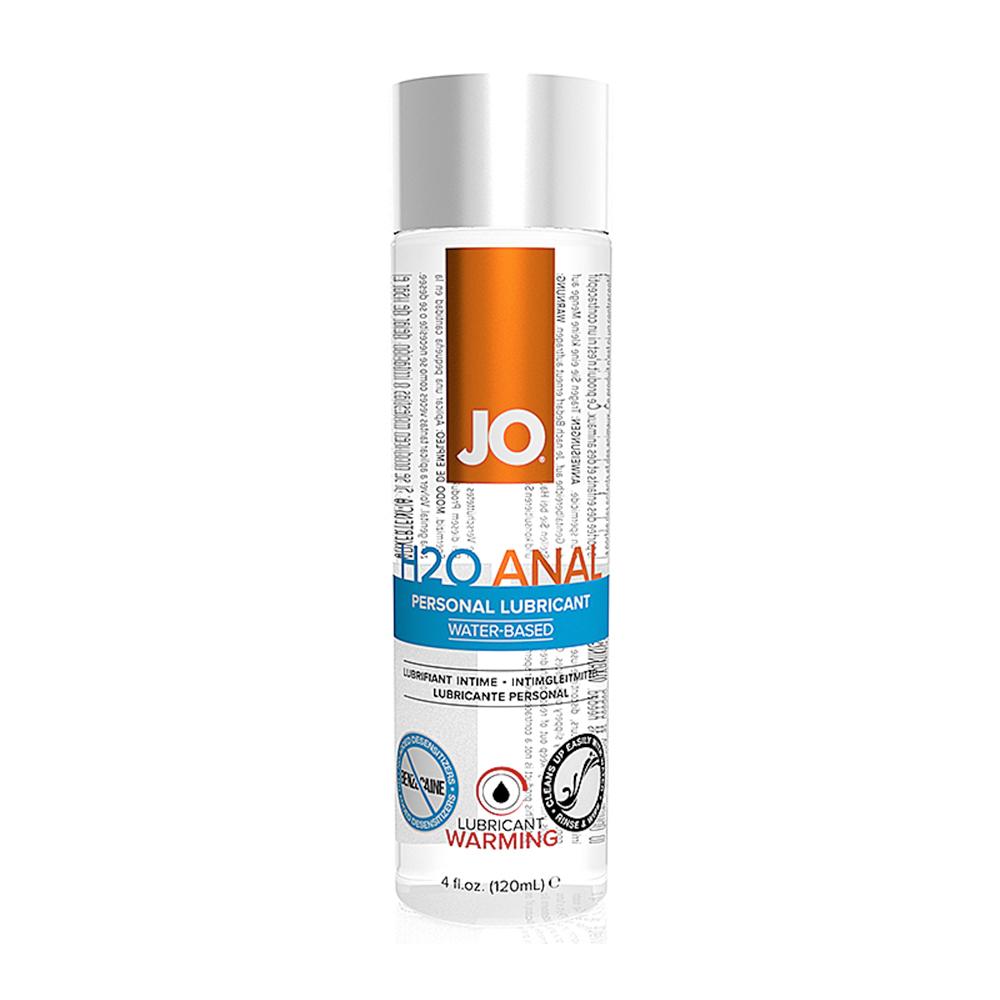 JO Anal H2O Warming