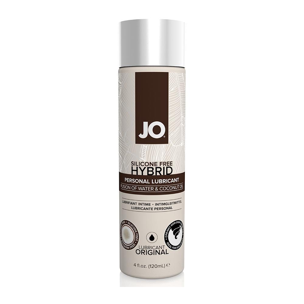 JO Hybrid Lubricant Coconut | Smaksatt glidmedel, Vattenbaserat Glidmedel | Intimast.se - Sexleksaker