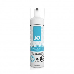 JO Refresh Foaming Toy Cleaner