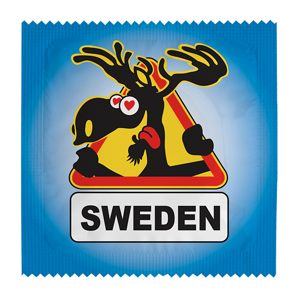 Kondom Sweden Moose