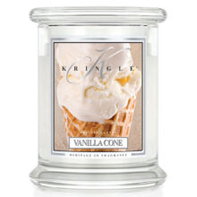 Kringle Candle Vanilla Cone M Jar