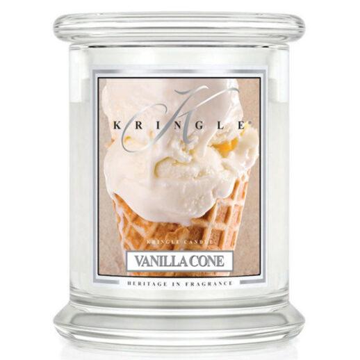 Kringle Candle Vanilla Cone M Jar