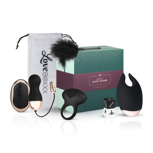 LoveBoxxx - Deluxe Set For Couples