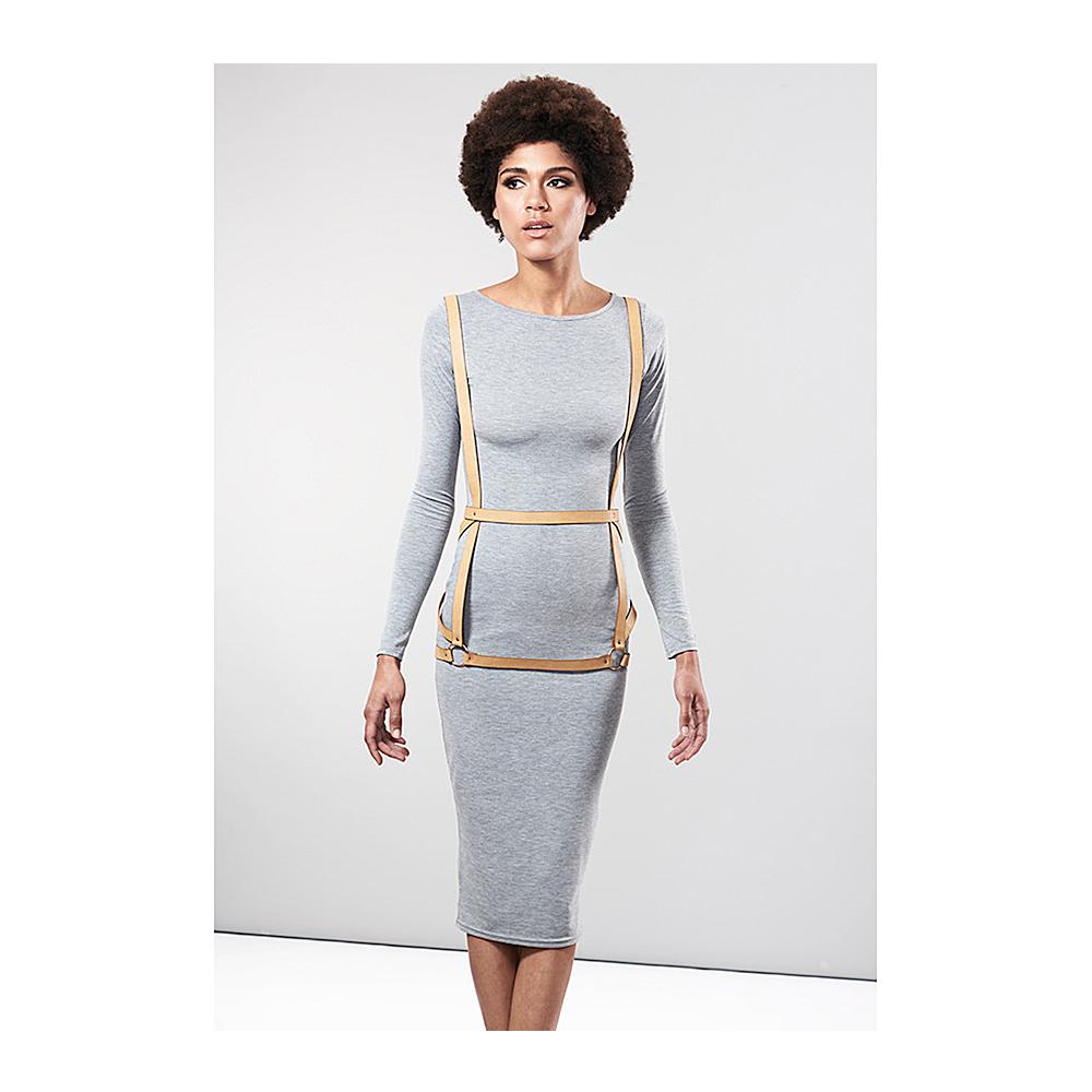 Maze Arrow Dress Harness Brun