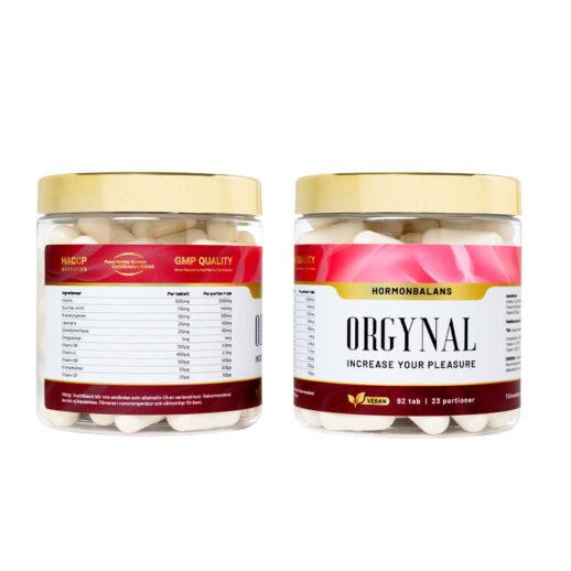 Orgynal Hormonbalans.