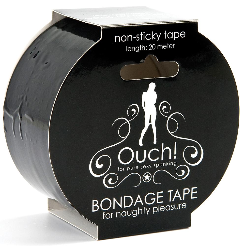 Ouch Bondage Tape Svart