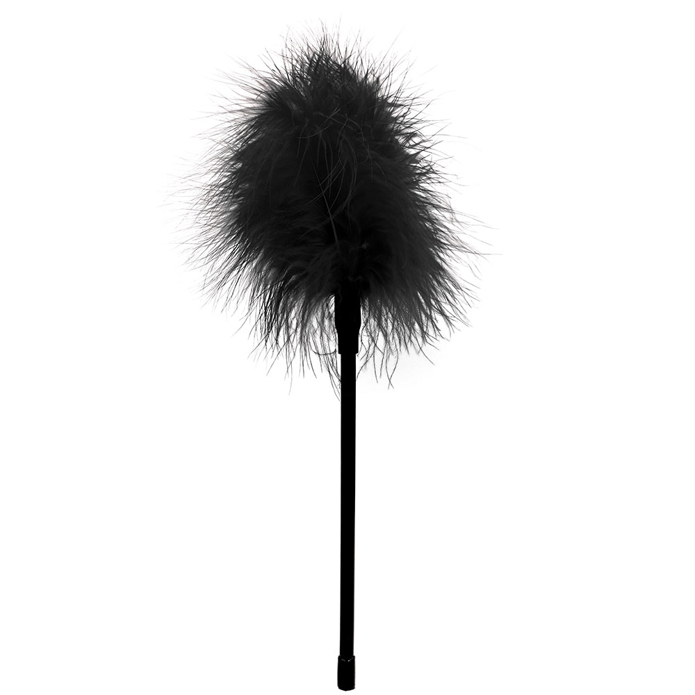 Ouch Feather Black