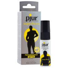 Bild på Pjur Superhero Performance Spray.