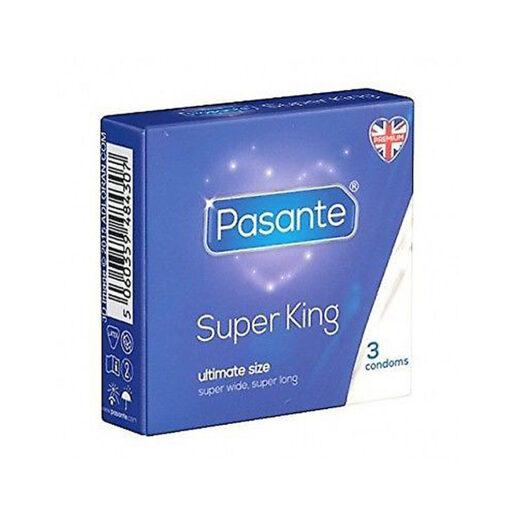 Pasante Super King 3-pack