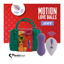 Remote Controlled Motion Love Balls Jivy