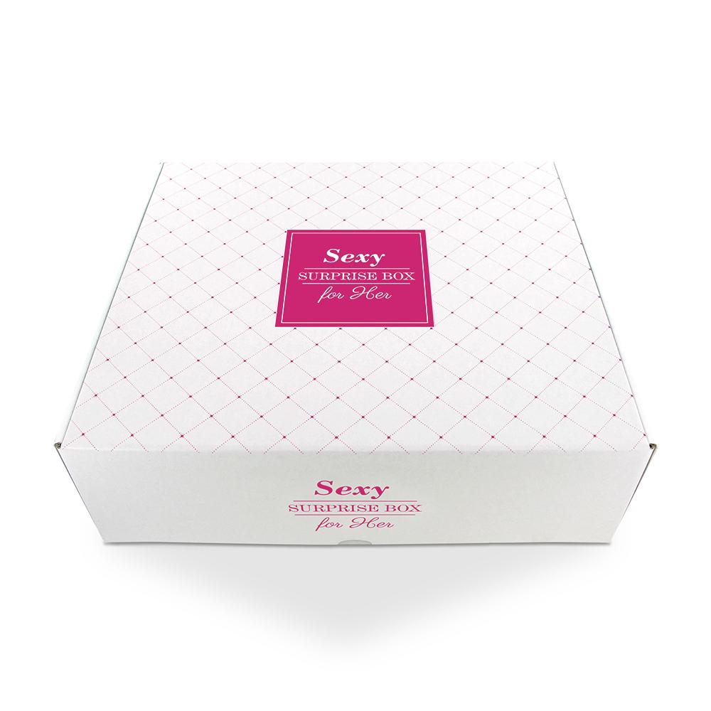 Surprise Sex Box - För henne