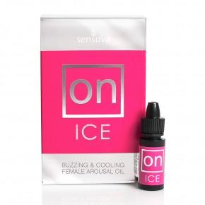 ON ICE Kylande Stimulansolja För Henne