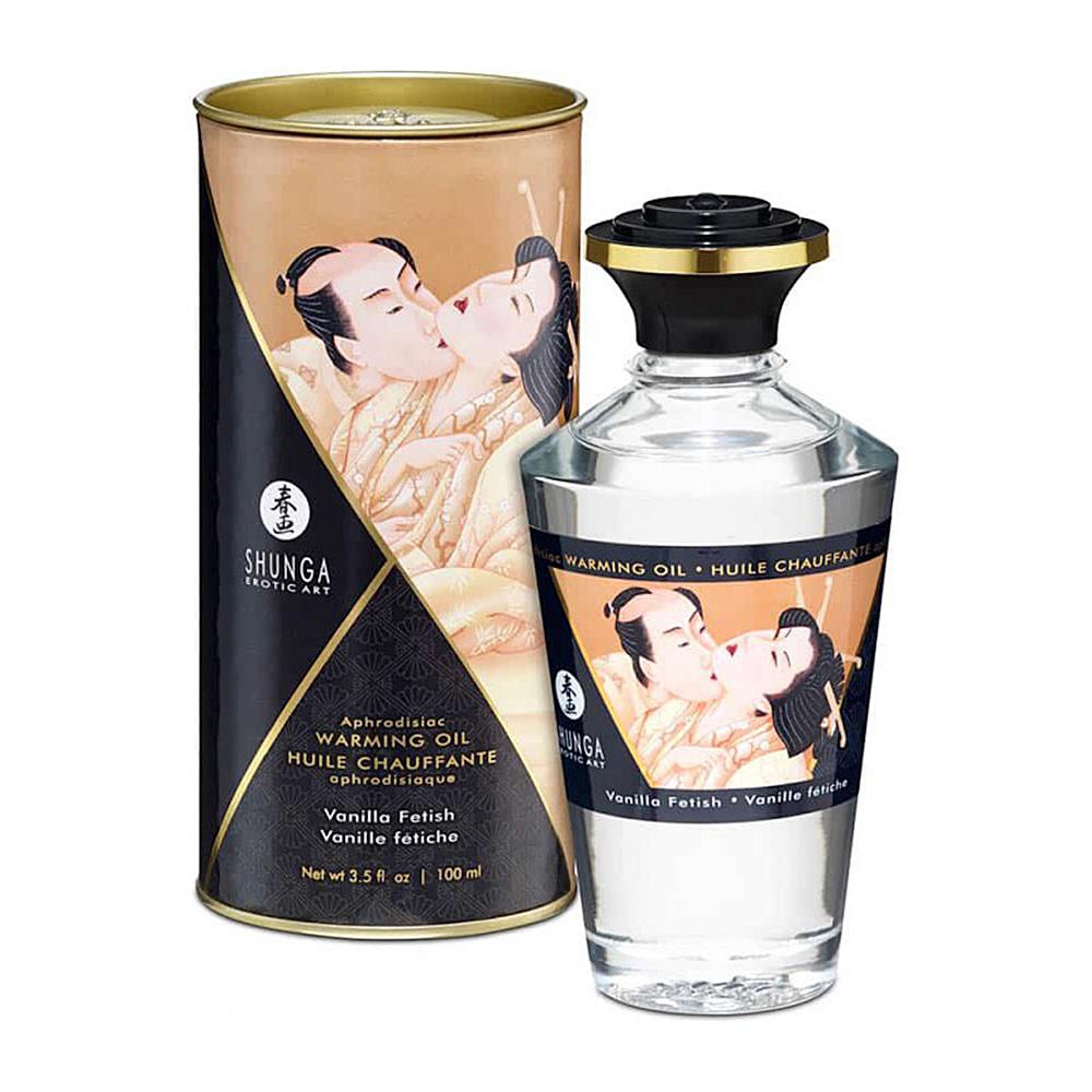 Shunga Aphrodisiac Oils Vanilla Fetish