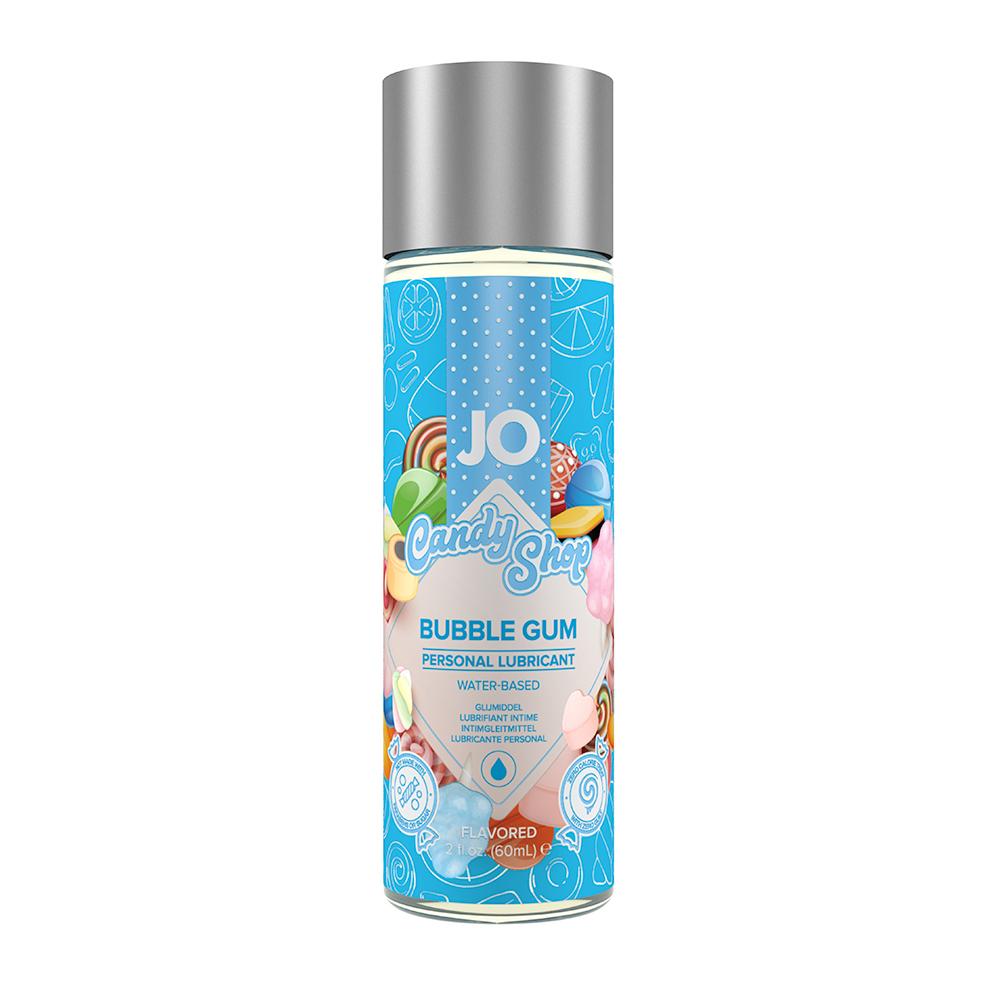 System JO Candy Shop H2O Bubblegum Vattenbaserat Glidmedel