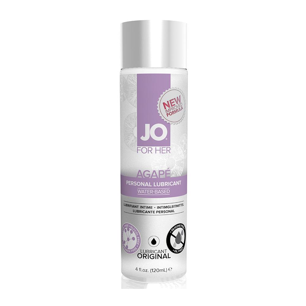 System JO For Her Agape Vattenbaserat Glidmedel
