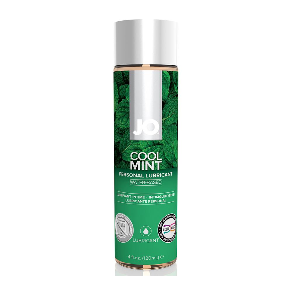 System JO H2O Lubricant Cool Mint Vattenbaserat Glidmedel