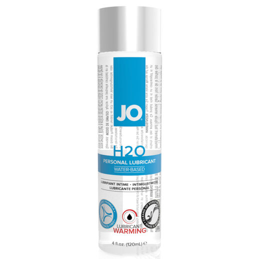 System JO H2O Lubricant Warming