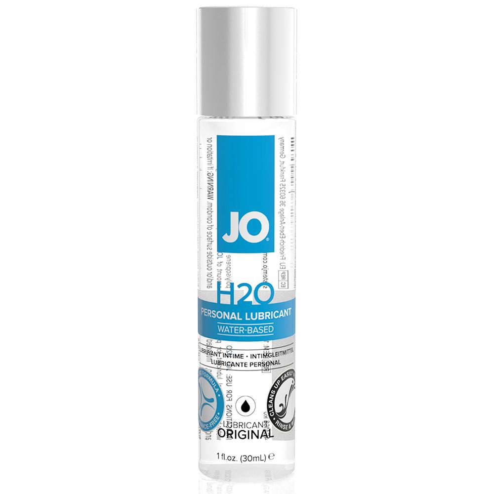 System JO H2O Vattenbaserat Glidmedel 30ml