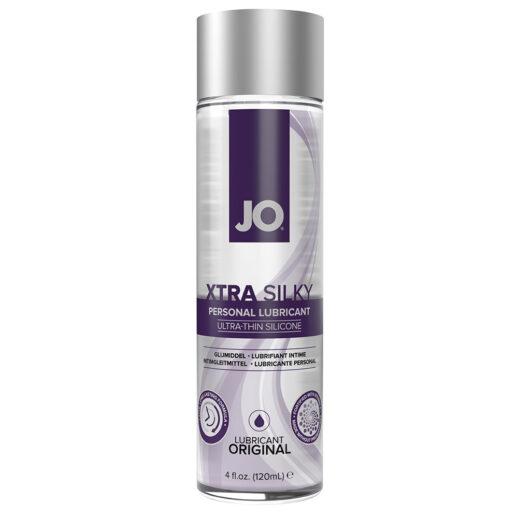 System JO Xtra Silky Silikonbaserat Glidmedel 120 ml