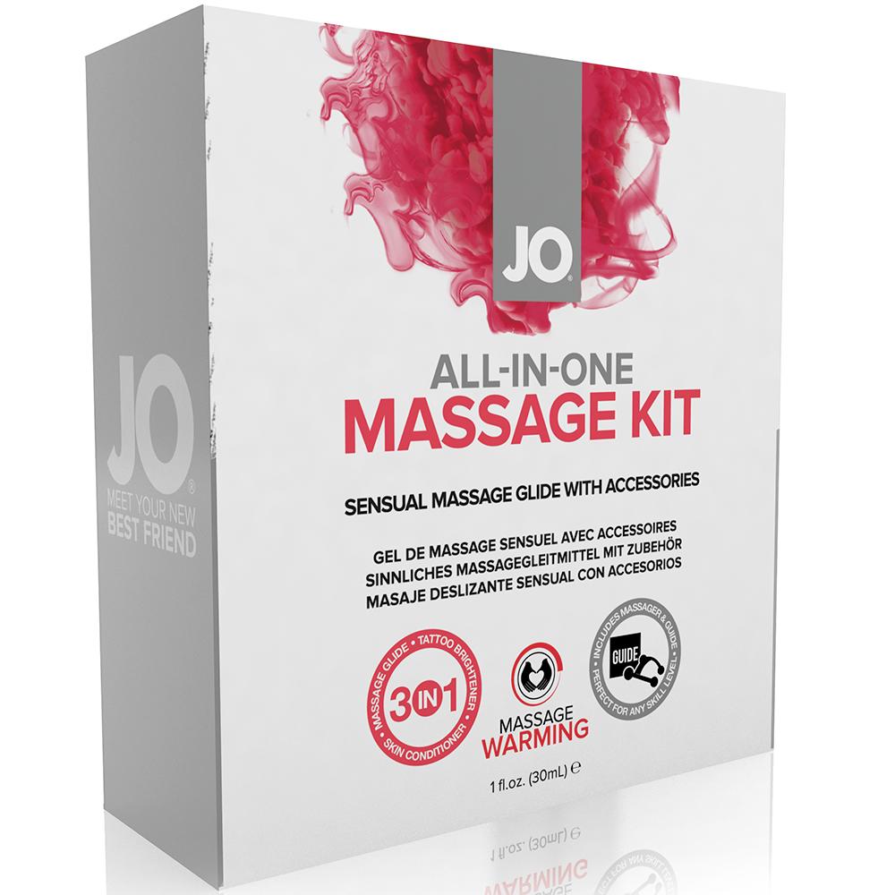 System JO Massage Kit