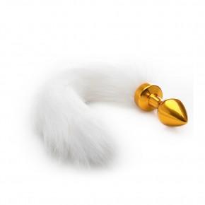 Tail plug guld