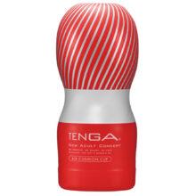 Tenga Air Cushion Cup Medium är en masturbator för män, som ser ut som ett rör.