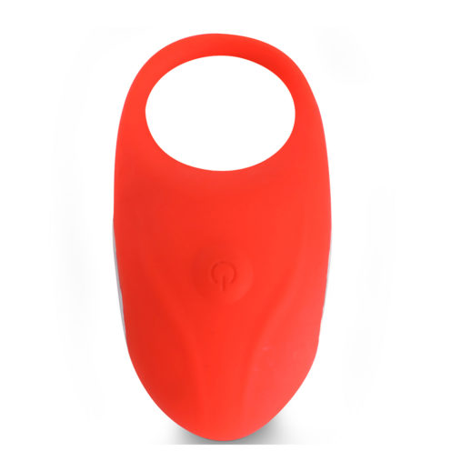 Thor Vibrerande Penisring Röd
