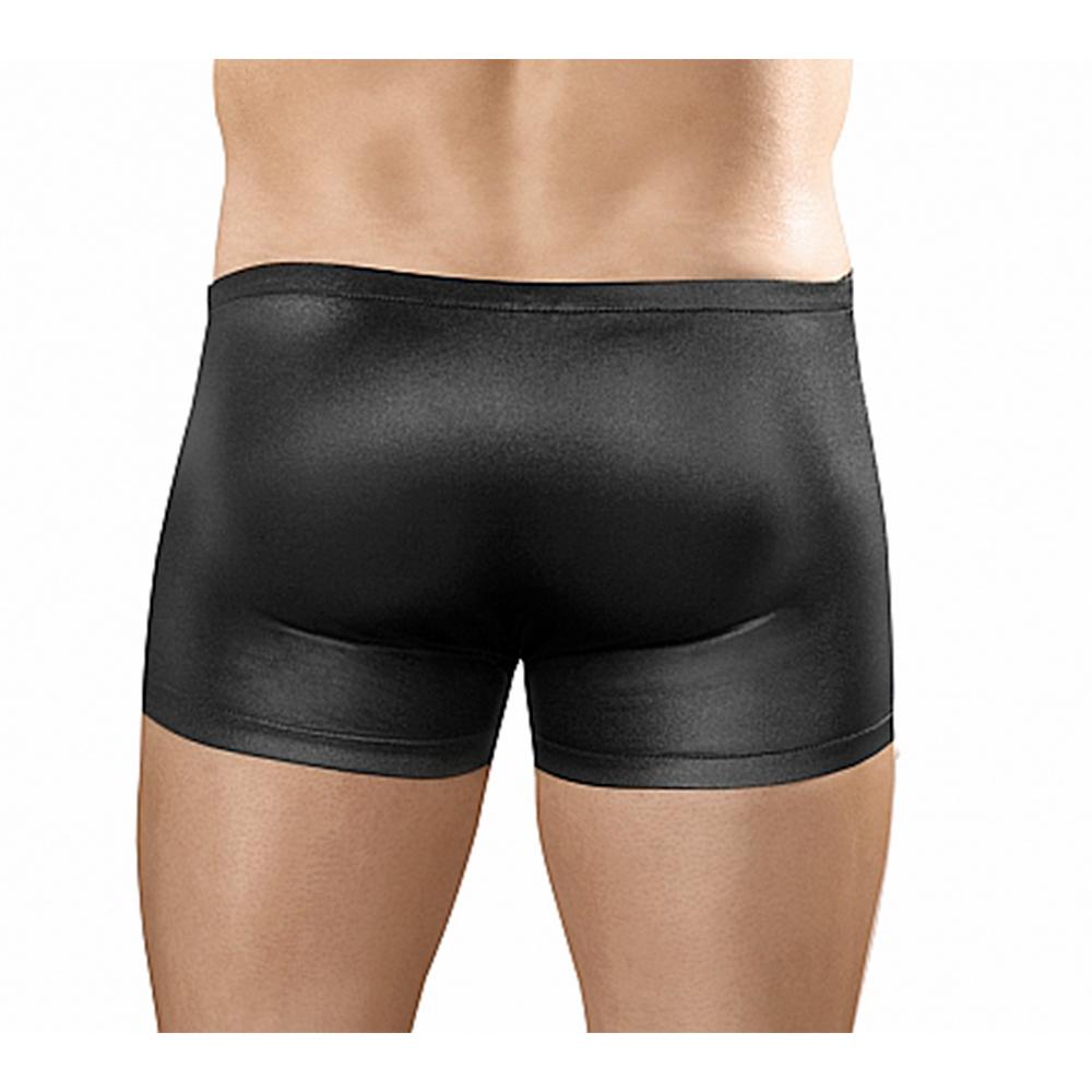 Zipper Short Black