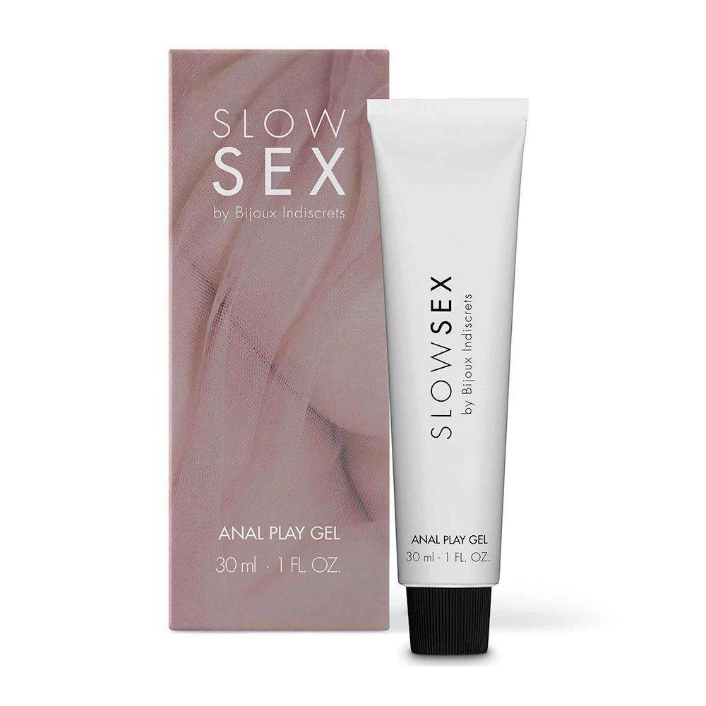 Anal Play Gel - Slow Sex