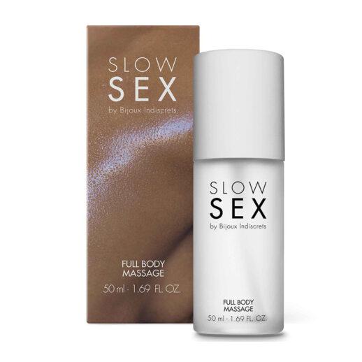 Full Body Massage - Slow Sex