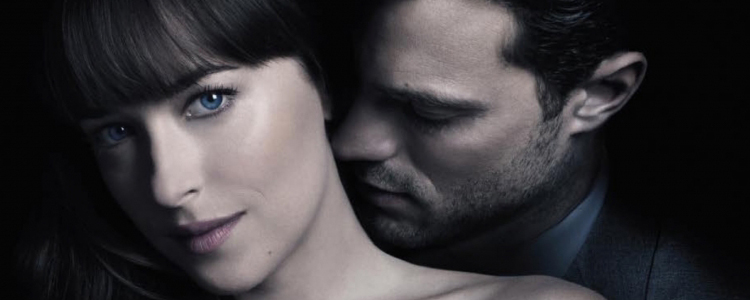 Ana och Christian från filmen Fifty Shades Freed