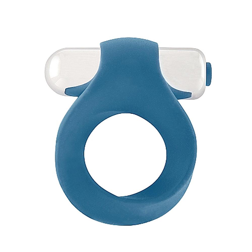 Infinity Vibrerande Penisring Blå